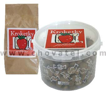 Kroketky s jablečnou příchutí 1kg