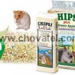 Chipsy - green apple 15l (hobliny s vůní)