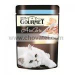 Gourmet A la Carte kapsička pstruh s mrkví 85g