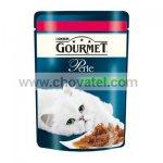 Gourmet Perle kapsička s hovězím a mrkví 85g