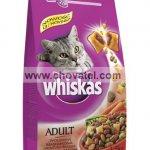 Whiskas Adult hovězí 1,4kg