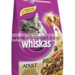 Whiskas Adult Kuřecí 1,4kg