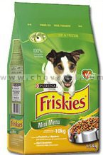 Friskies Mini Drůbeží 1,5kg