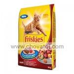 Friskies adult masová směs a játra kočka 10kg