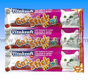 Vitakraft Cat Stick Mini turkey + lamb 3ks
