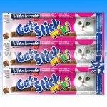 Vitakraft Cat Stick Mini cod + tuna 3ks