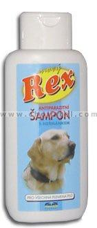 Rex antiparazitní šampón 250ml