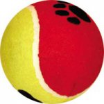 Míč tenis - mini pr.5cm