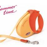 Vodítko Flexi Comfort Compact 1 Summer Time