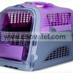Přepravka Cat It Pet Cargo Cabrio růžová 51x33x35