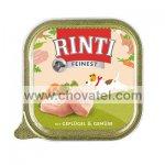Paštika Rinti kuře + zelenina 150g
