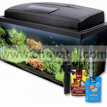 Akvarium set Econoline 60x30x30cm, 54l