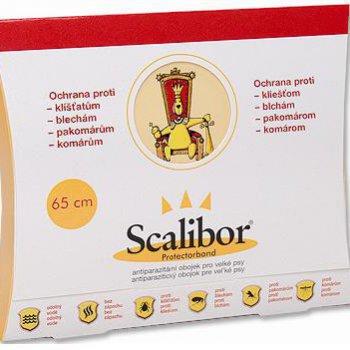 Scalibor antiparazitární obojek 65cm