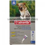 ADVANTIX pro psy Spot-on 1x4,0ml nad 25kg