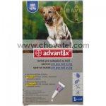 ADVANTIX pro psy Spot-on 1x4,0ml nad 25kg