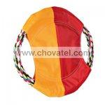 Aport - létající talíř, bavlněný kruh 25cm
