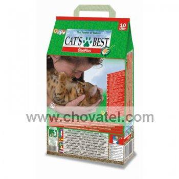 Cats best 10l eco hrudkující