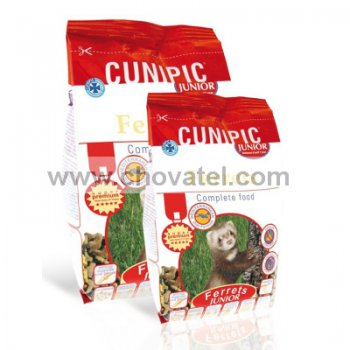 Cunipic Ferrets Junior - fretka junior 2kg