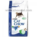 Purina Cat Chow Adult Care 3v1 1,5kg