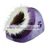 Pelíšek koule Minou č.1 fialová 35x26x41cm