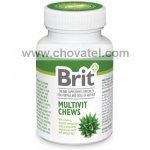 Brit Medic Multivit Chews with Aloe Vera 60 tablet