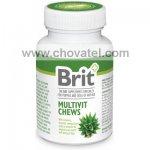 Brit Medic Multivit Chews with Aloe Vera 60 tablet