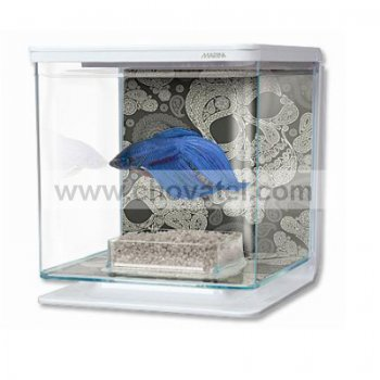 Akvárium MARINA Betta Kit Skull 2l