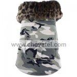 Obleček - Vesta Green Camouflage - sv. maskáč DD L - 30cm