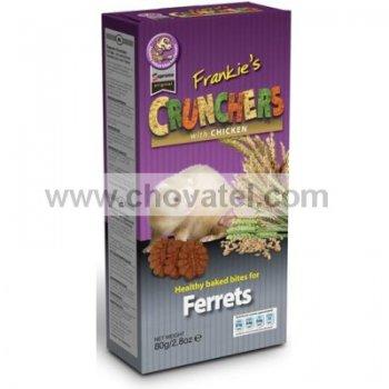 Supreme Original Frankie Crunchers Ferrets 80 g