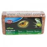Trixie Kokosová kůra, tropický terarijní substrát 4,5l