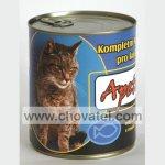 Apetit - Konzerva pro kočky 855g Rybí