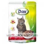 Dax Cat kapsa hovězí 100g