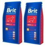Brit Premium L Adult 2 x15kg