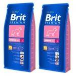 Brit Premium L Junior 2 x 15kg