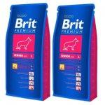 Brit Premium L Senior 2 x 15kg