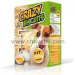 Dibaq Crazy Biscuits piškot pro psy 180g