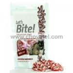 Brit Care Let´s Bite! Chicken sandwich 80g Cat