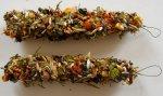 Avicentra tyčka hlodavec velký zeleninová 2ks
