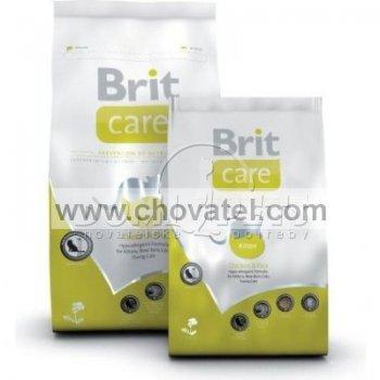 Brit Care Kitten Chicken + Rice 2kg