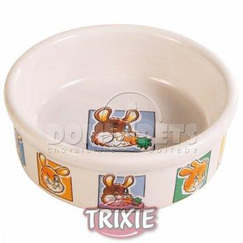 Porcelánová miska králík