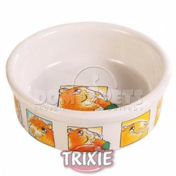 Porcelánová miska morče