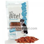 Brit Care Let´s Bite! Puppy rings 80g