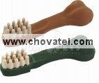 Žvýkací zubní kartáček 12cm