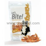 Brit Care Let´s Bite! Chicken & Cheese 80g