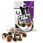 Dibaq Crazy Snack Taste Smoked Ring 100g