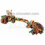 Uzel bavlněný barevný 25cm, 2 knoty