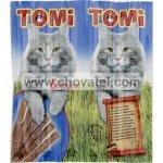 TOMi tyčinky pro kočky 6ks losos a pstruh 30g