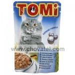 TOMi kapsička losos & pstruh pro kočku 100g