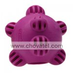 TG Míč snacky dental fialový COMFY