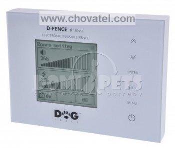 D-fence 202 white elektronický neviditelný plot